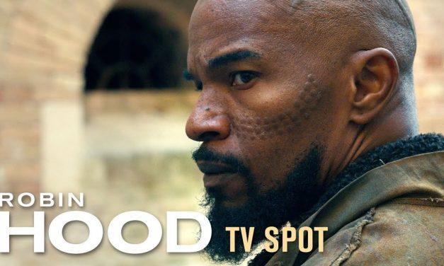 "Robin Hood (2018) TV Spot ""The Plan"" – Taron Egerton, Jamie Foxx, Jamie Dornan & Ben Mendelsohn"