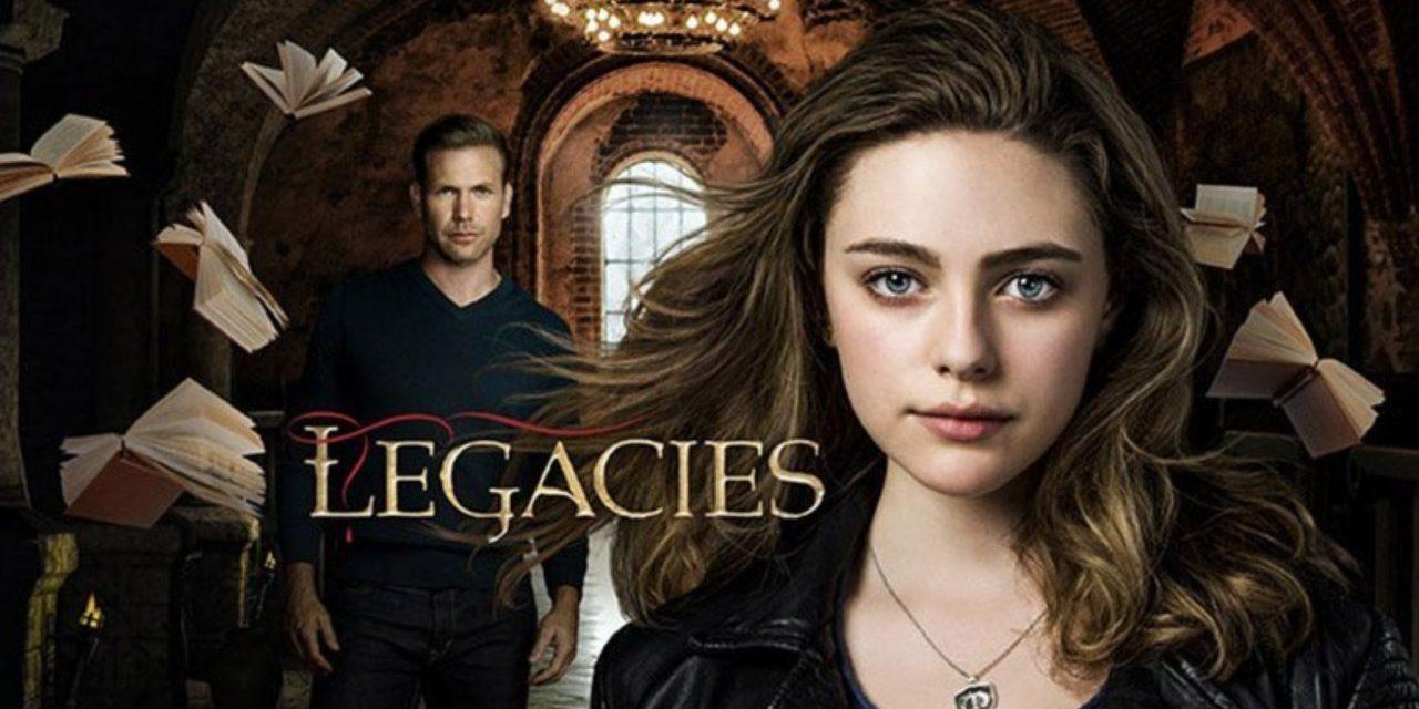 Legacies   Jenny Boyd: Lizzie's Intensity   The CW