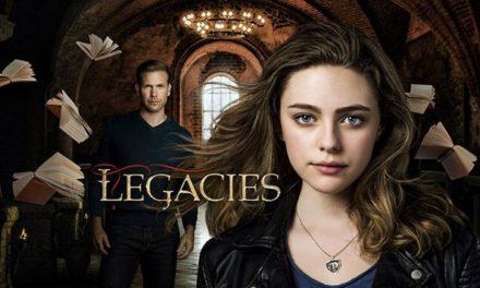 Legacies | Jenny Boyd: Lizzie's Intensity | The CW