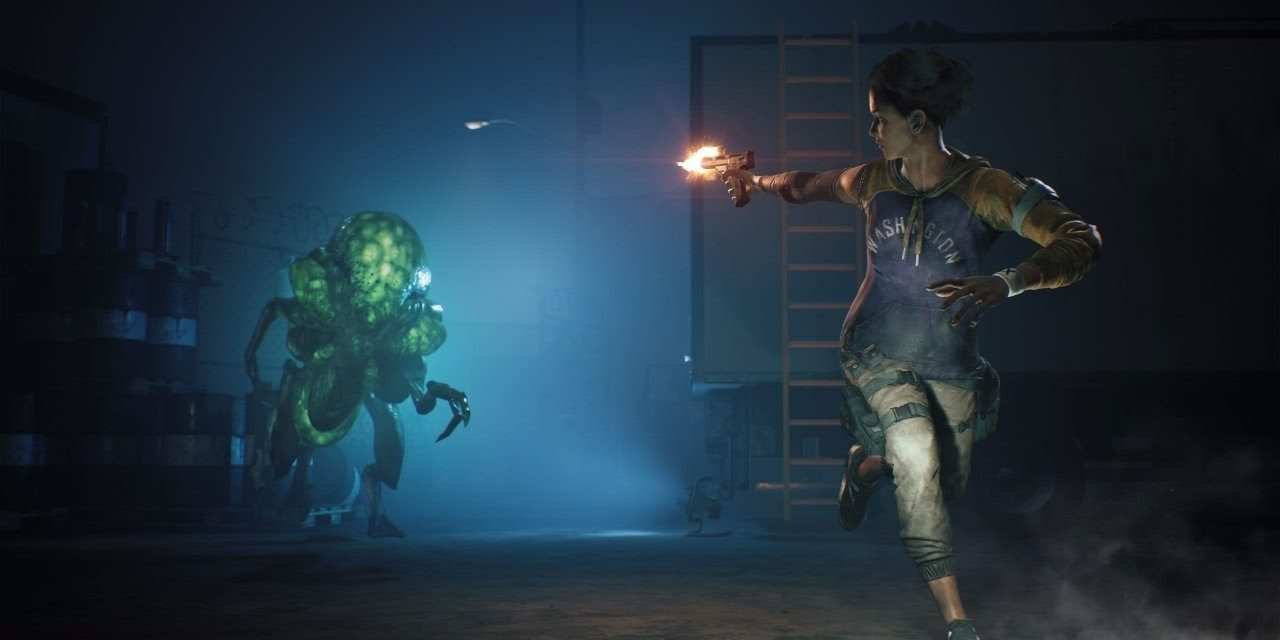 Earthfall – Invasion Update Out Now Trailer