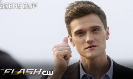The Flash | News Flash Scene | The CW
