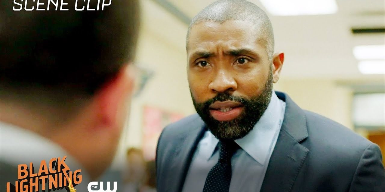 Black Lightning | The Book of Consequences: Chapter Four: Translucent Freak Scene | The CW