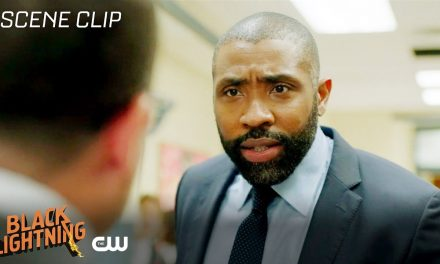 Black Lightning   The Book of Consequences: Chapter Four: Translucent Freak Scene   The CW