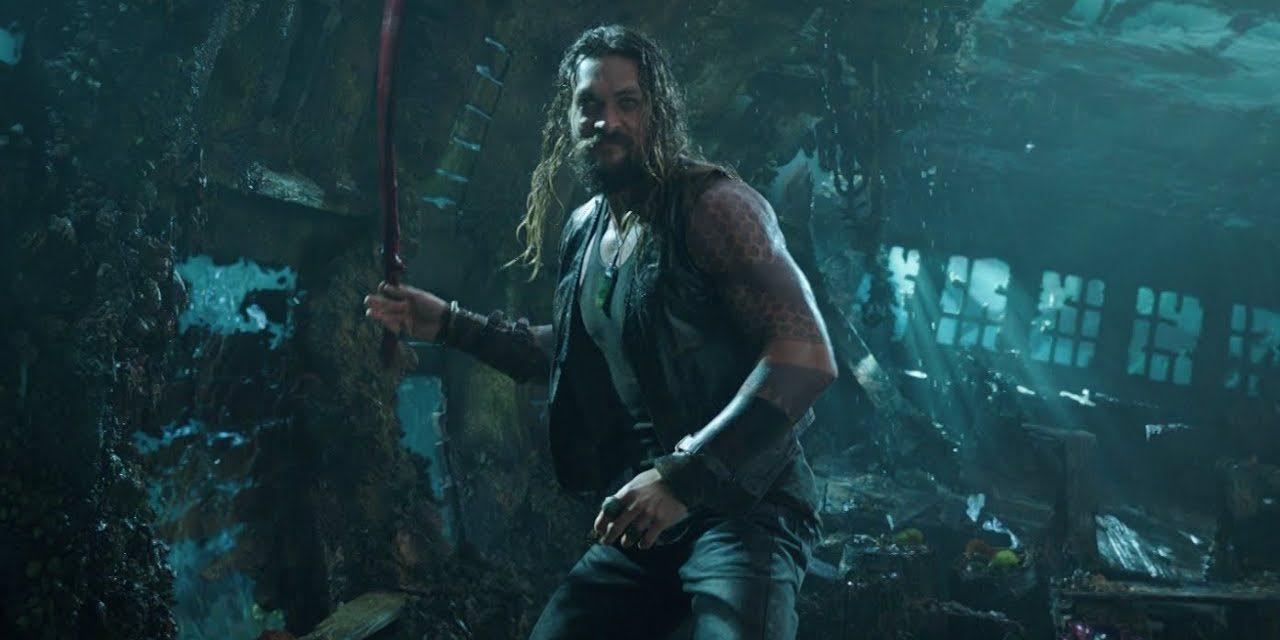 Aquaman – Attitude (In Theaters December 21)