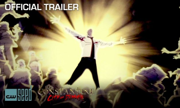 Constantine: The Legend Continues | Bonkers Trailer | The CW