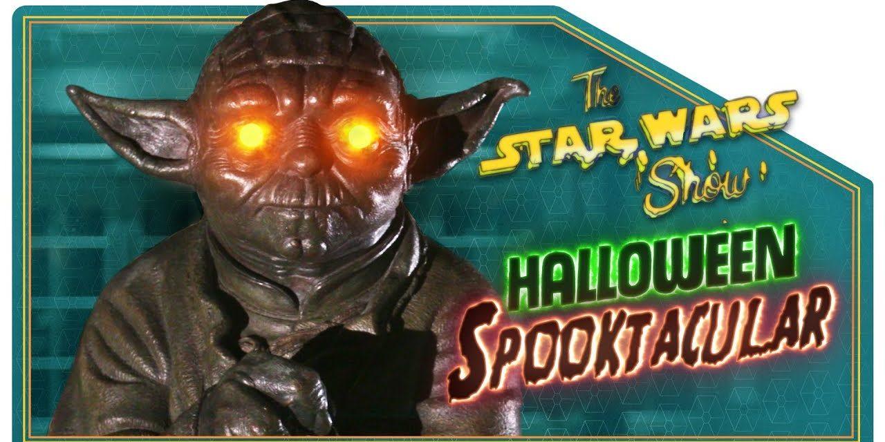 Halloween Spooktacular Movie.The Star Wars Show Halloween Spooktacular Movie Signature