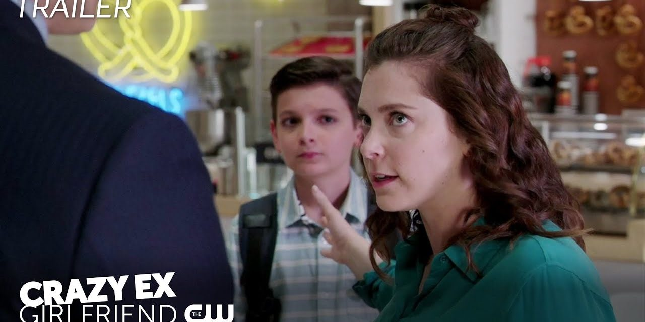 Crazy Ex-Girlfriend | I'm Making Up For Lost Time Trailer | The CW