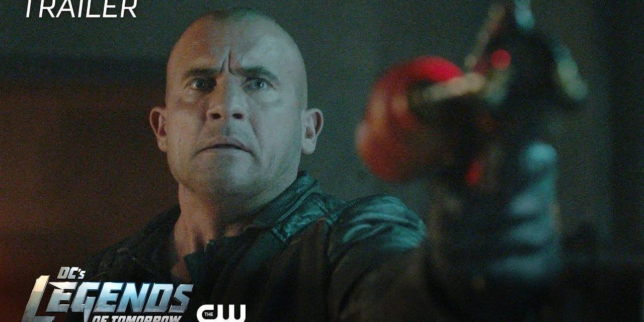 DC's Legends of Tomorrow | Dancing Queen Trailer | The CW