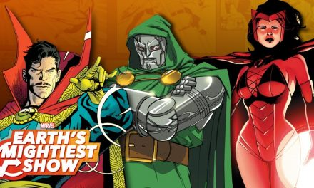 Which Marvel witch is which?   Earth's Mightiest Show Bonus