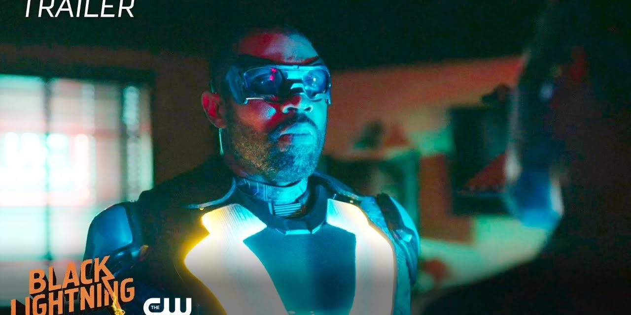 Black Lightning | The Book Of Blood: Chapter One Trailer | The CW