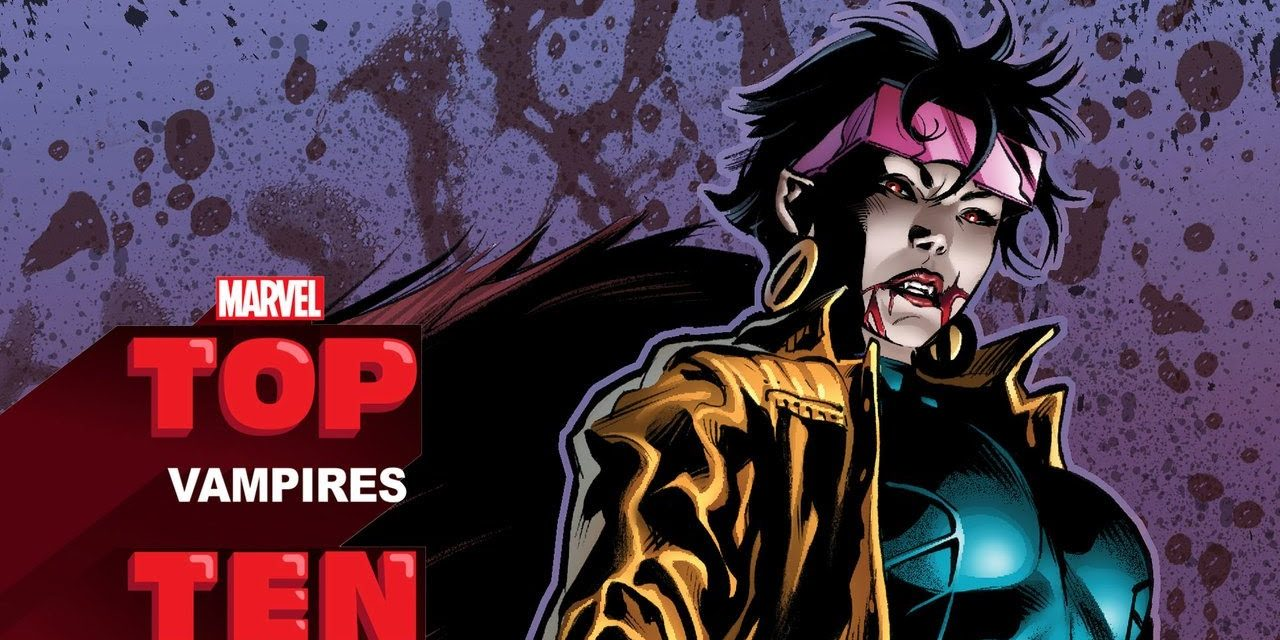 Marvel's 10 most vicious vampires include a cow   Marvel Top 10