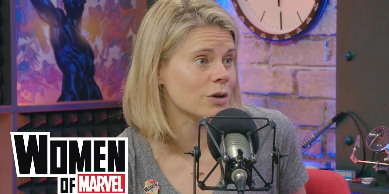 How Celia Keenan-Bolger balances her career and motherhood | Women of Marvel