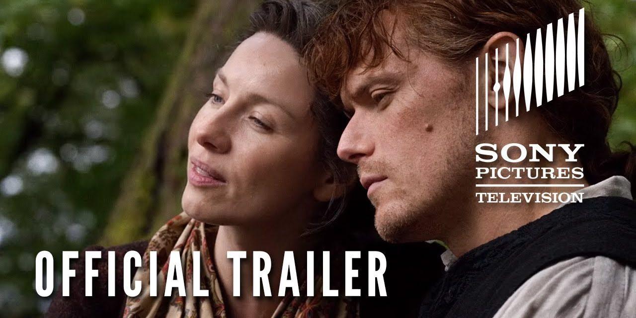 OUTLANDER | Season 4 Official Trailer | STARZ