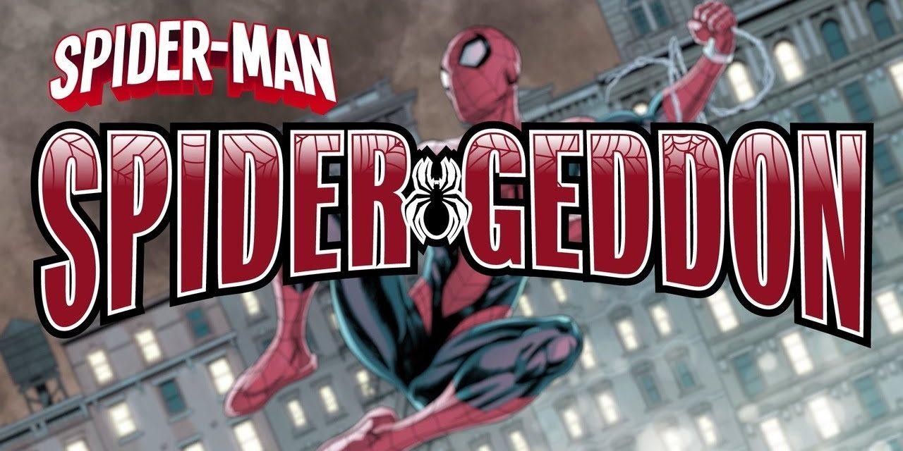 Spider-Geddon: Spider-Man #1