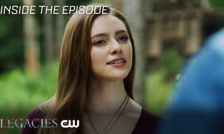 Legacies | Inside: Some People Just Want To Watch The World Burn | The CW