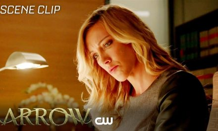 Arrow | Level Two Scene | The CW