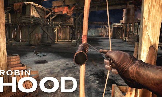 Robin Hood (2018 Movie) – Robin Hood VR