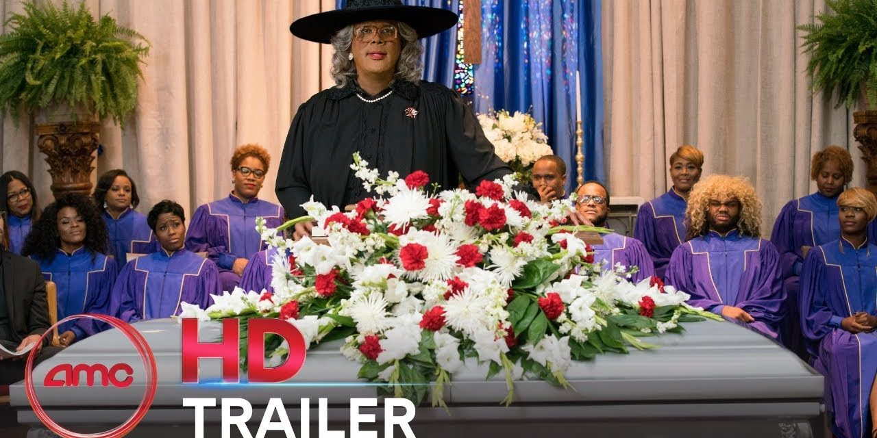TYLER PERRY'S A MADEA FAMILY FUNERAL – Official Trailer   AMC Theatres (2019)