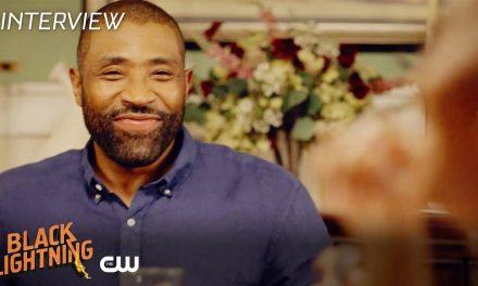 Black Lightning | A Foundation Of Family | The CW
