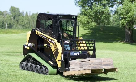 Product roundup: ASV introduces the smallest compact track loader