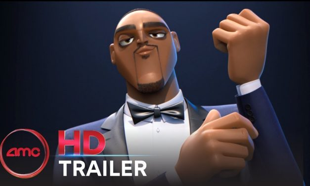 SPIES IN DISGUISE – Official Trailer (Will Smith, Tom Holland)   AMC Theatres (2019)