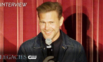 Legacies | Fan Q&A – Always Alaric | The CW