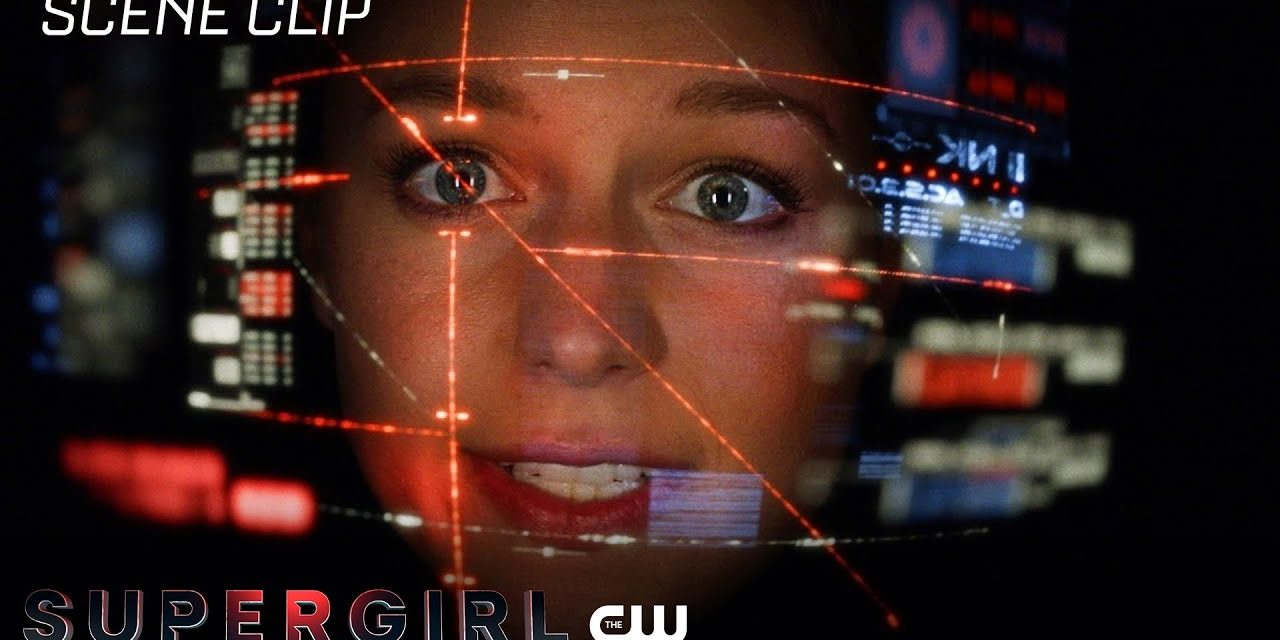 Supergirl | Ahimsa Scene | The CW