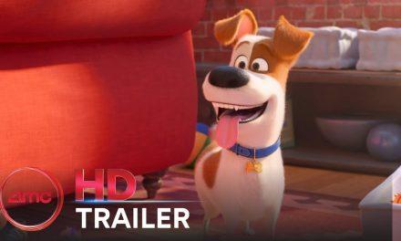 THE SECRET LIFE OF PETS 2 – Official Trailer (Patton Oswalt) | AMC Theatres (2019)