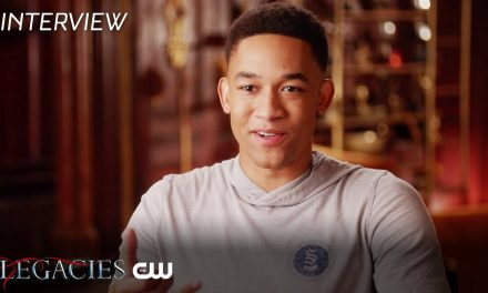 Legacies | Surprise, You're a Werewolf! | The CW