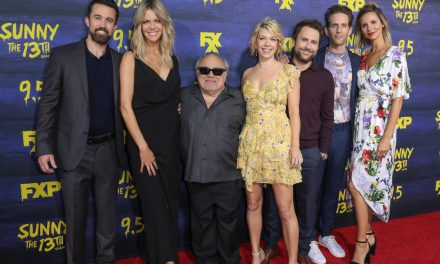 Watch the gang get ready for Pride in 'It's Always Sunny' season finale trailer