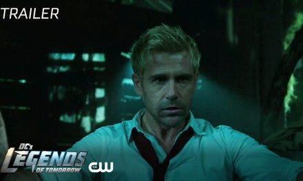 DC's Legends of Tomorrow | Wet Hot American Bummer Trailer | The CW