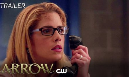 Arrow | The Demon Trailer | The CW