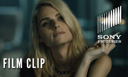 THE GIRL IN THE SPIDER'S WEB Clip – Lisbeth's Past