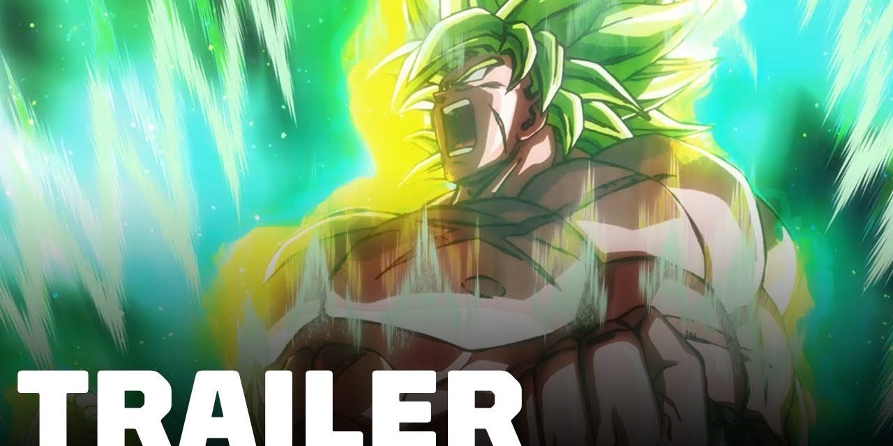 Dragon Ball Super: Broly Trailer #3 – (English Sub)