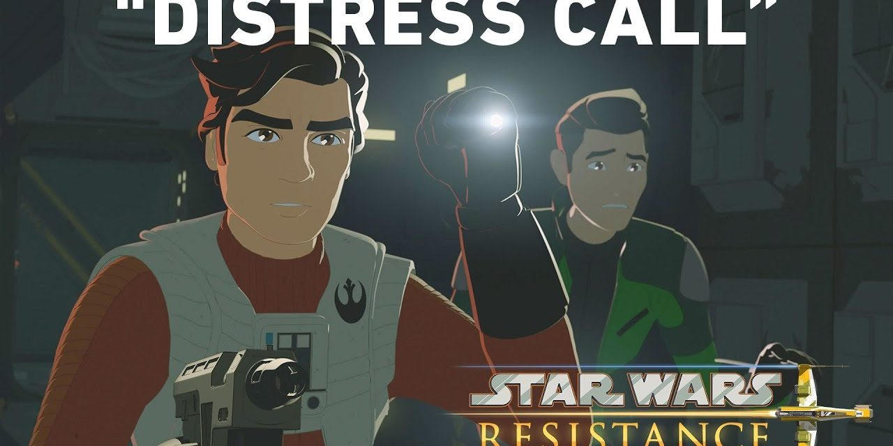 "Distress Call- ""Signal from Sector Six"" Preview 