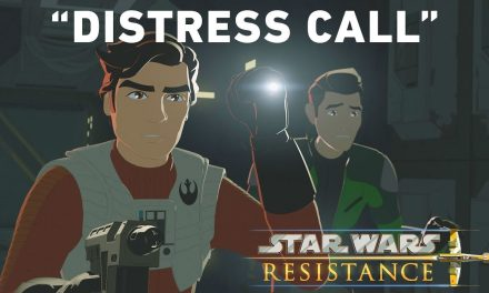 """Distress Call- """"Signal from Sector Six"""" Preview 