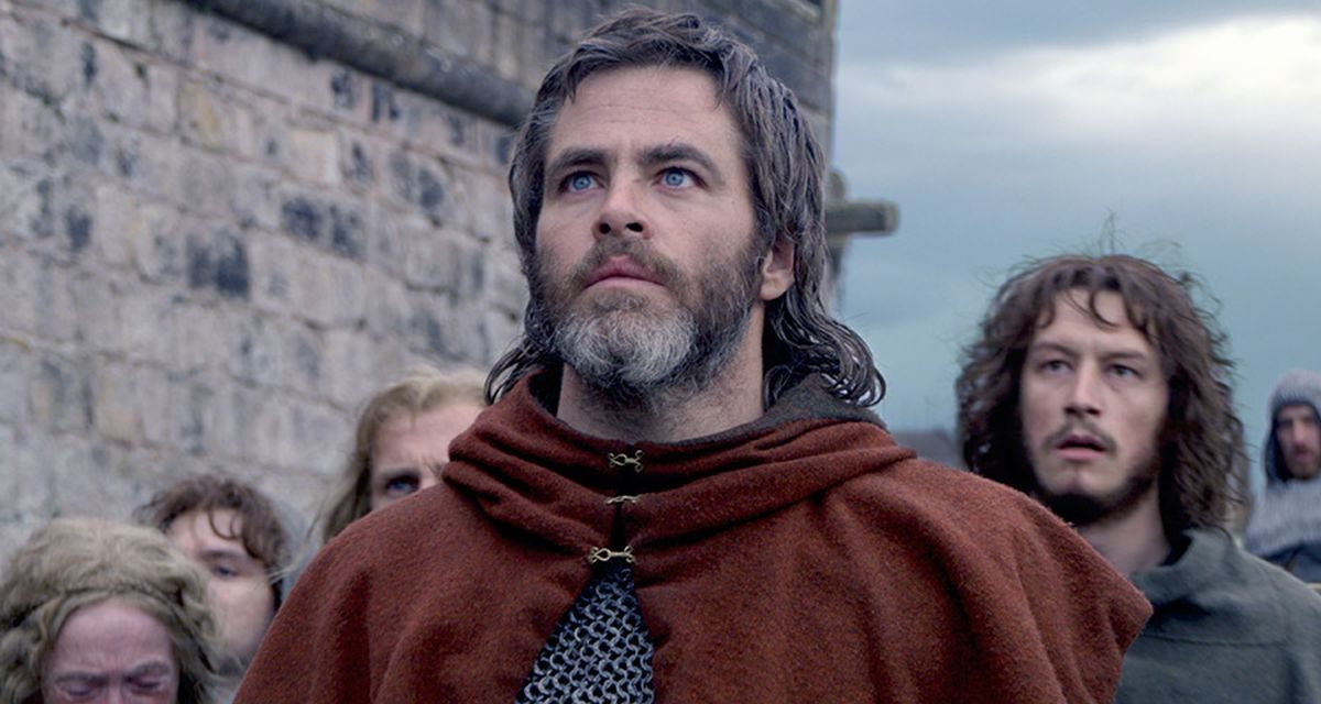 Film Review: Outlaw King is Better As a Display of Medieval Brutality Than As a Period Drama
