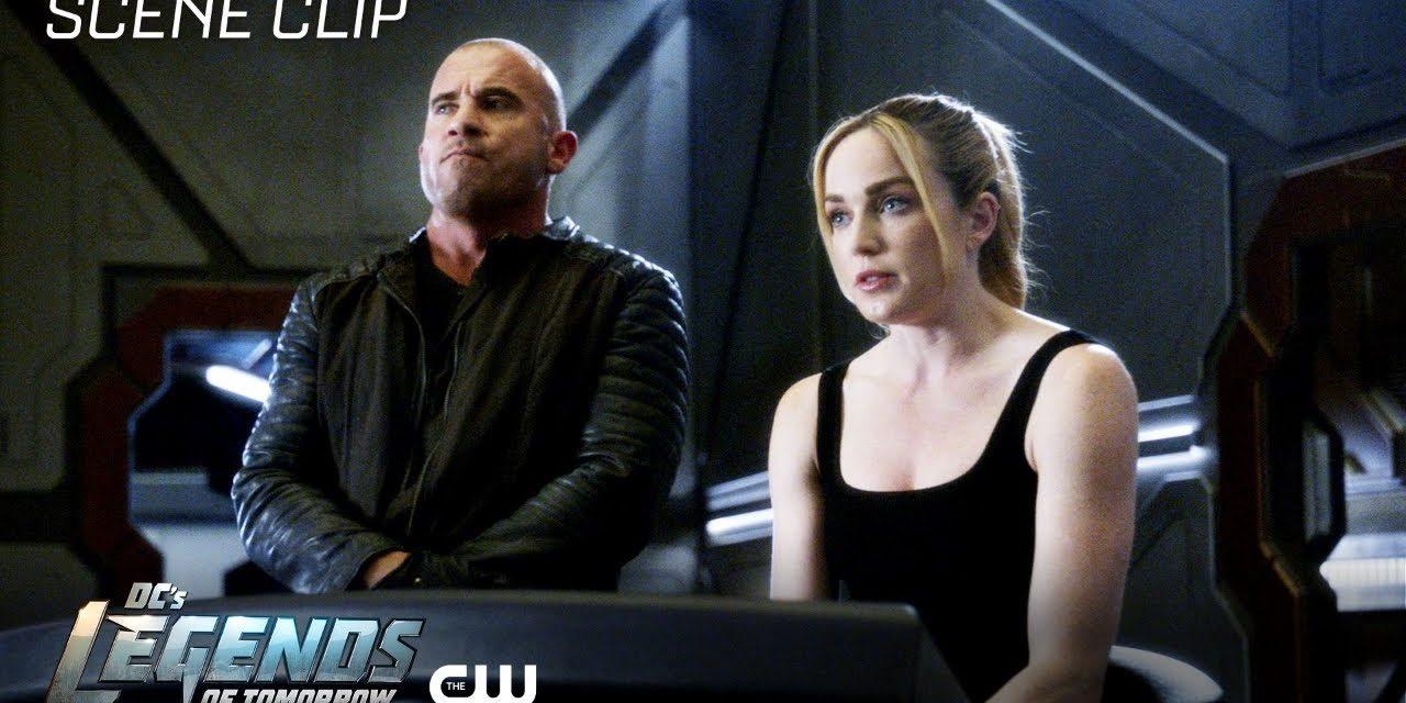 DC's Legends of Tomorrow | Dancing Queen Scene | The CW