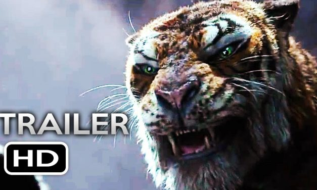 MOWGLI Official Trailer 2 (2018) Andy Serkis, Cate Blanchett The Jungle Book Netflix Movie HD