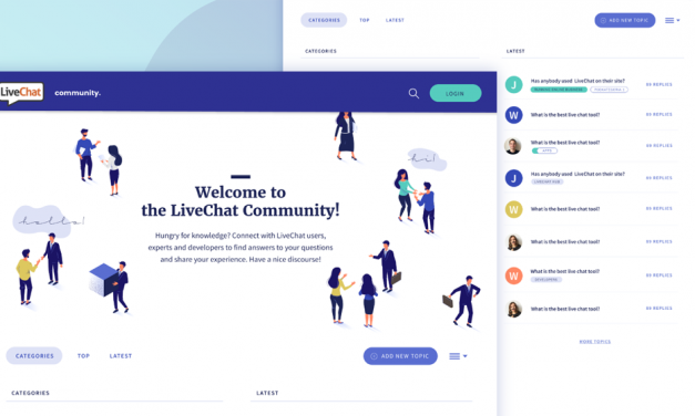 LiveChat's New Community Platform Helps Your Business Offer Better Customer Service