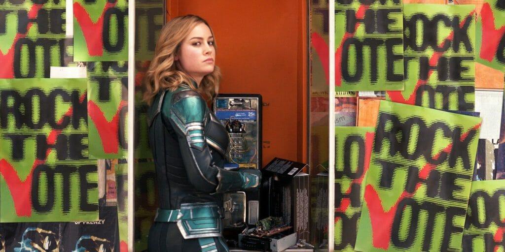Disney's 'Captain Marvel' accidentally advertises phone sex line