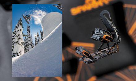 Spark R&D Arc Splitboard Binding: Snowboarding Gear Lookbooks 2018 – 2019
