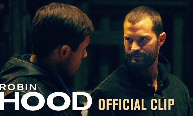 "Robin Hood (2018 Movie) Official Clip ""That's Where We Hit It"" – Taron Egerton & Jamie Dornan"