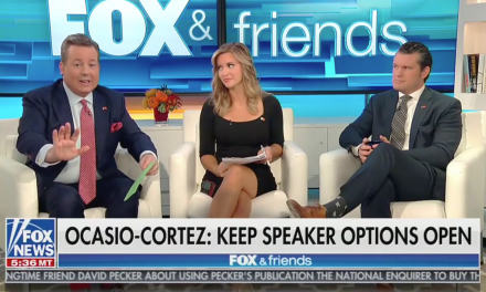 Fox News Host Responds To Ocasio-Cortez After Criticism For Money-Shaming Her