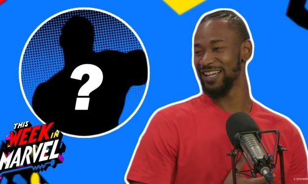 Terrence Ross Picks a Marvel Super Hero Basketball Team | This Week in Marvel