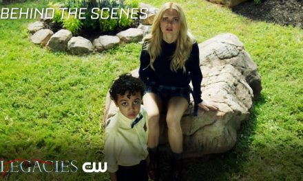 Legacies | Inside: We're Being Punked, Pedro | The CW