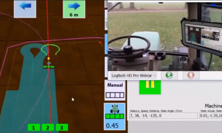 Tractor Drives Itself, Thanks to ESP32 and Open Source