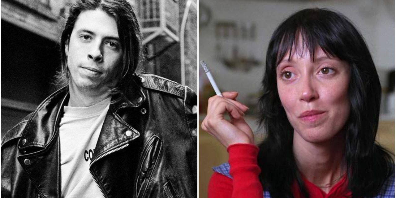 Dave Grohl knows exactly who he wants to play him in his eventual biopic