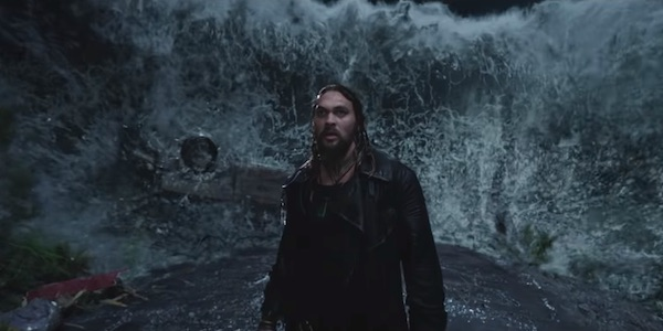 Aquaman Director James Wan Explains The Significance Of That Huge Tidal Wave From The Trailer
