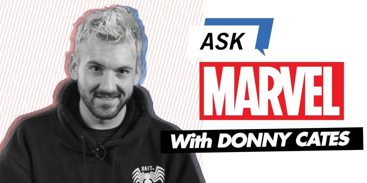 Venom Writer Donny Cates Answers All Your Burning Questions | Ask Marvel